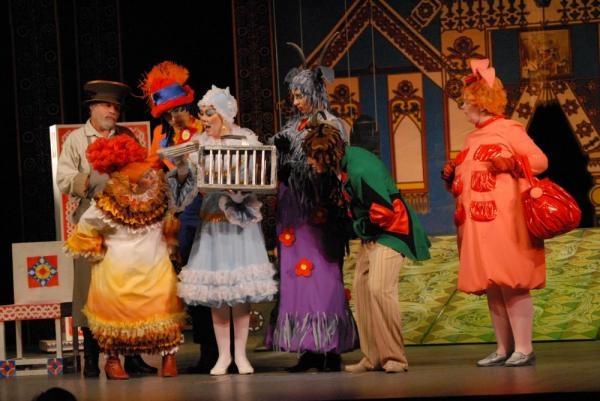 Кошкин дом театр купить билеты билеты в большой театр пиковую даму